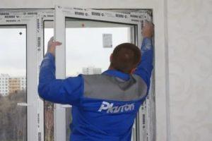 Сколько времени занимает установка пластиковых окон