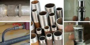 Оцинкованные трубы для отопления: особенности труб, конструирование системы, сваривание, фитинговые соединения и стыковка с радиаторами