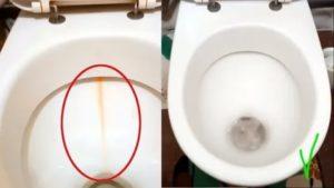 Как очистить унитаз от ржавчины: эффективные методы, доступные каждому