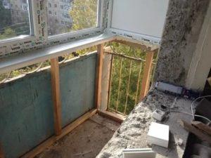 Как утеплить балкон в хрущевке своими руками