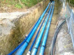 Прокладка трубопровода: методы и материалы для магистралей и локального водоснабжения