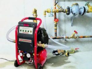 На что влияет гидропневматическая промывка системы отопления