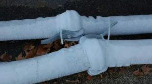 Что делать если замерзли трубы – находим самые эффективные решения
