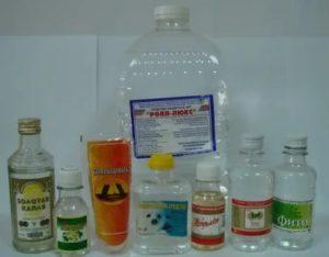 Жидкость для радиатора: особенности водных и спиртосодержащих растворов