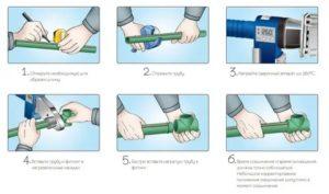 Как правильно спаять полипропиленовые трубы – подробное руководство