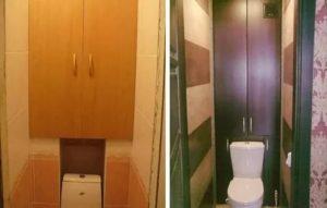 Как зашить трубы в туалете – доступные варианты