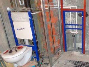 Устанавливаем самостоятельно подвесной унитаз с инсталляцией