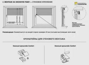 Как вешать римские шторы на пластиковые окна