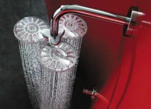 Каскадный душ: основные особенности рассматриваемой системы, нюансы конструкции, материалы изготовления