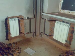 Как ремонтировать, прятать и обслуживать стояк отопления