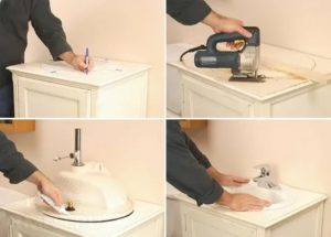 Как сделать мойку своими руками: установка, типичные проблемы и их решение