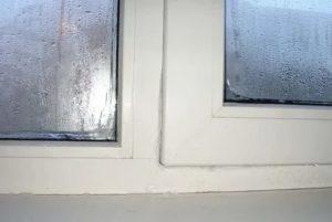 Промерзает пластиковое окно как исправить