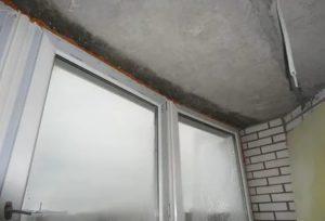 Как избавиться от конденсата на балконе