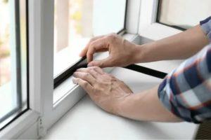 Можно ли поменять уплотнитель на пластиковых окнах