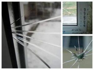 Почему лопнуло стекло в стеклопакете