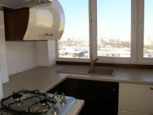 Можно ли перенести кухню на балкон