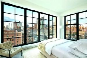 Французские окна в квартире