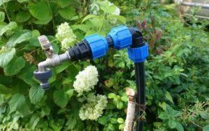 Как устроить летний водопровод на даче для осуществления полива и других мероприятий