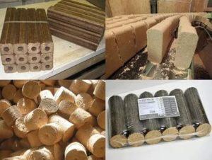 Брикеты для отопления как альтернатива традиционным видам топлива