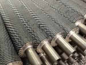 Оребренные трубы: особенности и метод изготовления