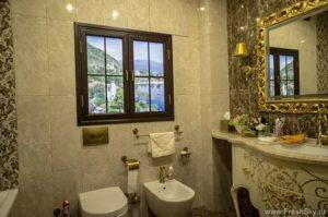 Как сделать фальш окно в ванной