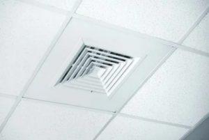 Потолочная вентиляция: особенности и преимущества