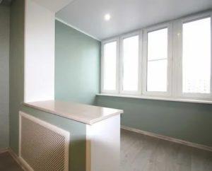 Как присоединить балкон к комнате и утеплить