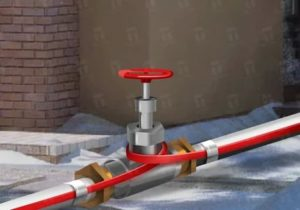 Обогрев труб водоснабжения и систем канализации: методы и инструменты