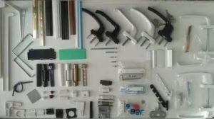 Производство фурнитуры для пластиковых окон