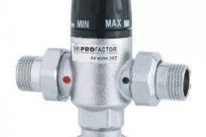 Для чего используется смесительный термостатический клапан в бытовых системах отопления