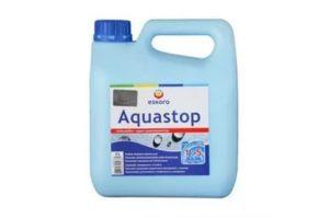 Грунтовка аквастоп технические характеристики