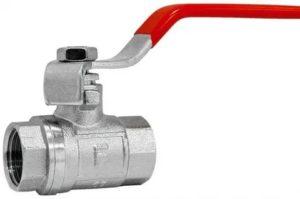 Шаровые краны для отопления: конструкционные особенности, монтаж и эксплуатация