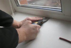 Пластиковые окна сквозят устранение