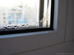 Текут окна пластиковые что делать