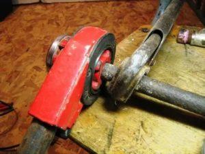 2 простых способа нарезать резьбу на водопроводной трубе своими руками