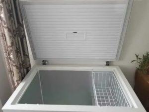 Морозильник на балконе зимой до какой температуры