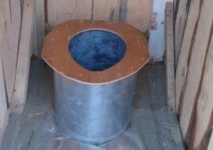 Унитаз для уличного туалета: 4 основных варианта реализации