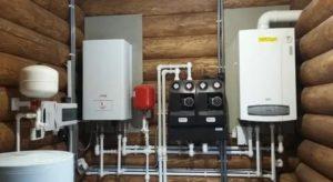 Газовые двухконтурные котлы отопления – отличное решение для отопления загородного дома