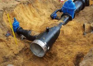 Подключение к центральному водопроводу – основные особенности работ