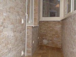 Плитка для балкона настенная