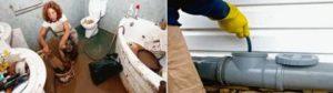 Что делать если забилась канализация: 4 способа решения проблемы