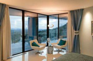 Панорамные окна в квартире плюсы и минусы