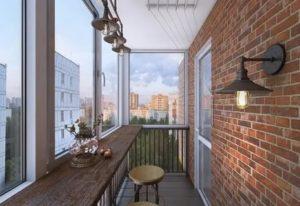 Нужен ли свет на балконе
