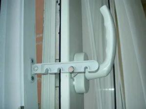 Фиксатор проветривания для пластиковых окон