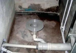 Как обустраивается канализация для душевой кабины