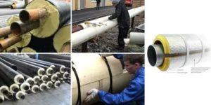 Скорлупа для труб: изучаем особенности и технологию монтажа