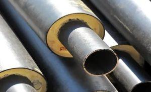 Утепленные трубы: назначение, особенности, сфера применения