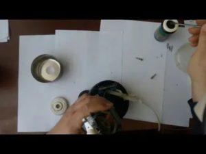 Как своими руками починить кофемолку, у которой повредили шнур