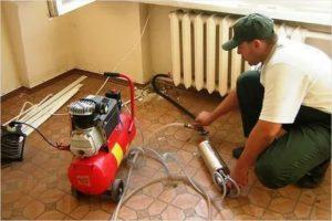 Промывка системы отопления: как самому прочистить трубы и батареи с минимальными усилиями