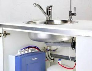 Подбираем фильтр для смесителя и устанавливаем его в подходящее место